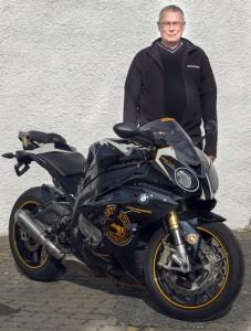 Keith Evans Cambrian Tyres