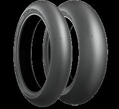 Bridgestone Battlax V02 Slicks