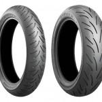 Bridgestone Battlax SC Ecopia Maxi Scooter Tyre