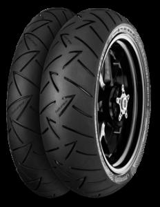 Tiger 800 road tyres