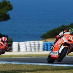 Dunlop Moto 2 Testing Phillip Island 2014