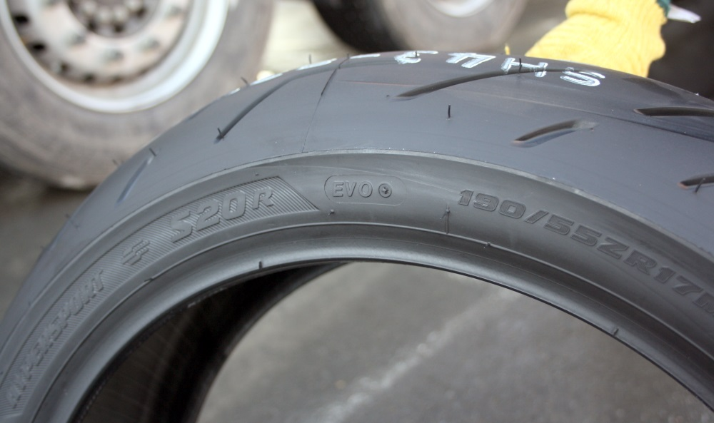 first sizes of new battlax s20 evo arrive in time for bridgestone offer cambrian tyres the. Black Bedroom Furniture Sets. Home Design Ideas