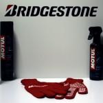 Bridgestone Motul Care Pack Offer