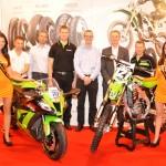 Maxxis Kawasaki UK Partnership