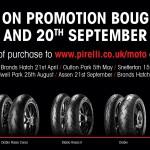 Pirelli Motorcycle Offer