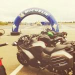 Michelin Pilot Road 4 Launch Spain