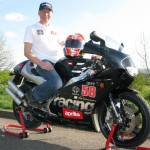 250cc Motorcycle Land Speed Record Michelin