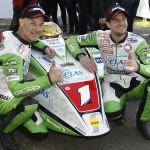 Dave Molyneux TT Sidecar 2014