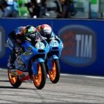 Moto2 Moto3 Aragon