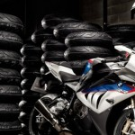 Can I run a motorcycle tyre backwards?