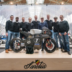 Sarolea TT Zero Bike 2015