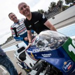Freddie Spencer restored bike