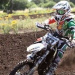Silje Otte motocross BSMA