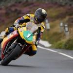Rob Hodson Manx GP Supertwins