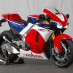 Honda RC213V-S review tyres