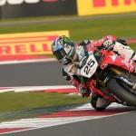 Josh Brookes Silverstone 2015 British Superbike