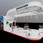 EICMA 2015 Bridgestone Tyres