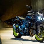Yamaha MT-10 Naked tyres