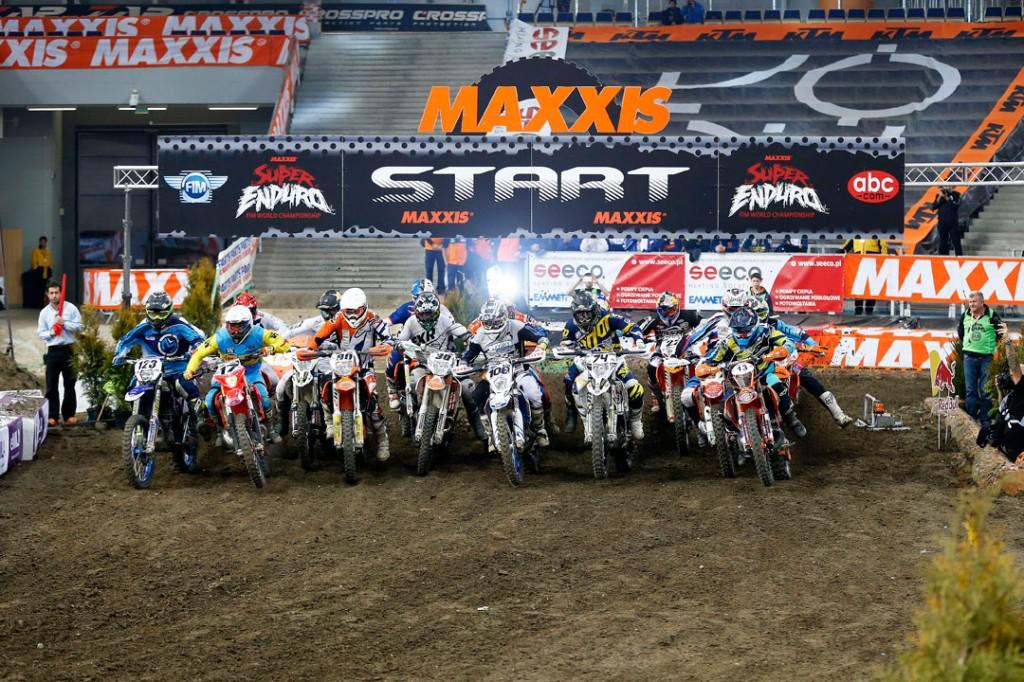 57fcaca5fe2 Maxxis FIM Super Enduro World Championship Kicks Off In Poland ...