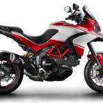Ducati MultiStrada 1200 tyre test