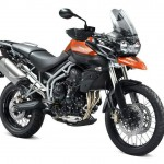 Triumph Tiger 800 Bridgestone Battlewing