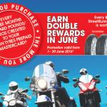 Avon motorcycle tyres cashback 2017