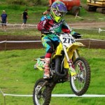 Shauna Hope motocross rider
