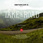 Metzeler Take The Road film