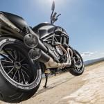 Ducati Diavel rear tyre options