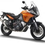 KTM 1190 Adventure tyre options