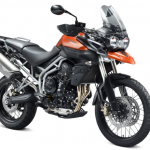 Triumph Tiger 800 XC tyre recommendations