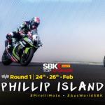 World Superbike Phillip Island 2017