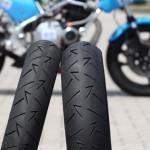 motorrad classic motorcycle tyre test