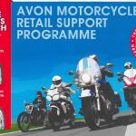 Avon Motorcycle Tyre Cashback Scheme