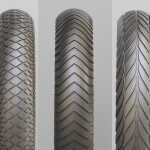 Pirelli Tom Dixon scooter tyres