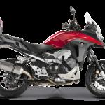 Honda VFR800X Crossrunner tyre options