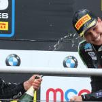 Luke Mossey Brands Hatch debut win 2017