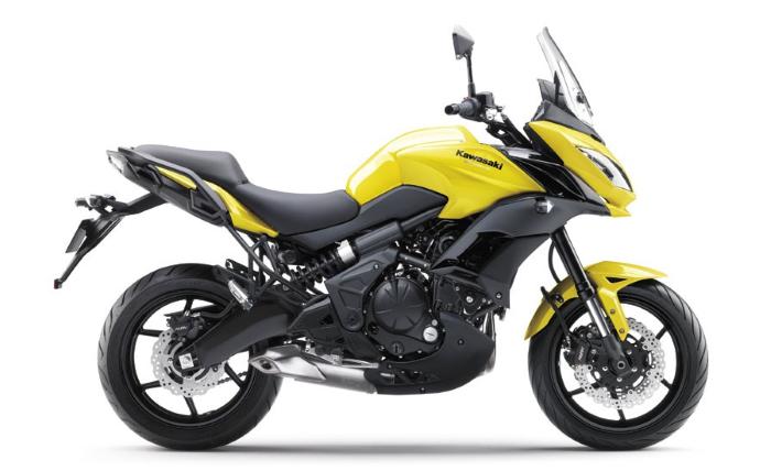 Kawasaki Versys 650 Tyres