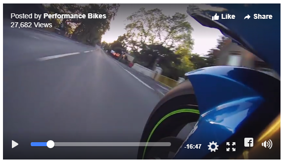 VIDEO: Rutter & Stock GSX-R1000R Lap The TT | Cambrian Tyres