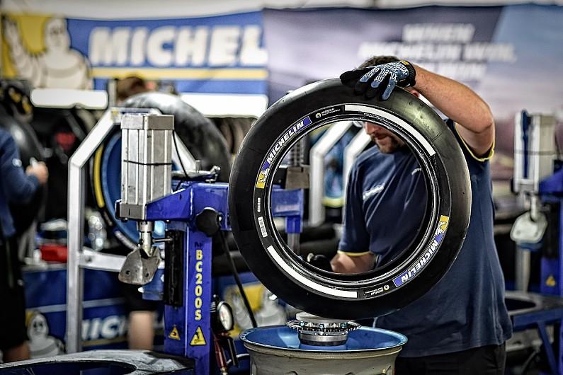 Michelin MotoGP deal 2023
