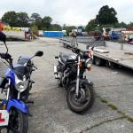 Motorcycle training Ceredigion