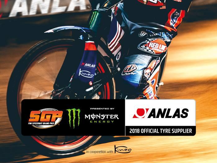 Anlas FIM Speedway GP tyres