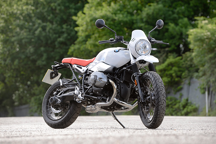 bmw r ninet urban g s x tested cambrian tyres the uk 39 s. Black Bedroom Furniture Sets. Home Design Ideas