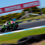 WorldSBK test Phillip Island 2018