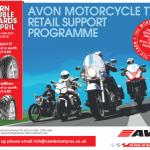 Avon Motorcycle Tyres cashback