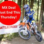 MX Tube Deal Easter 2018 - Social