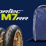 Metzeler backpack promotion