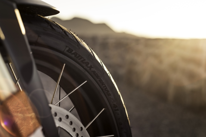 RiDE Magazine Bridgestone A41 review
