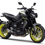 Yamaha MT-09 Tyres