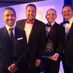Tyresafe manufacturer of the year 2018